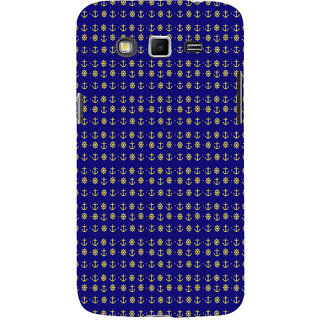 ifasho Modern Art Design Pattern with Lot Of small anchor and disc Back Case Cover for Samsung Galaxy Grand