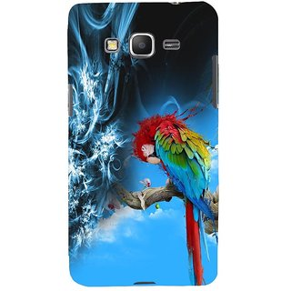 ifasho Parrot In Animation Back Case Cover for Samsung Galaxy Grand Prime