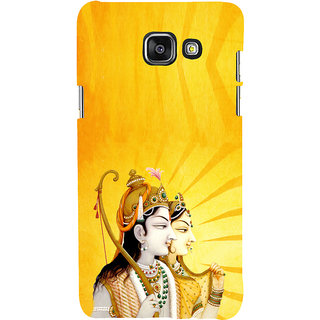 ifasho Lord Rama and sita Back Case Cover for Samsung Galaxy A7 A710 (2016 Edition)