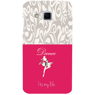 ifasho Dance its my life Back Case Cover for Samsung Galaxy J3