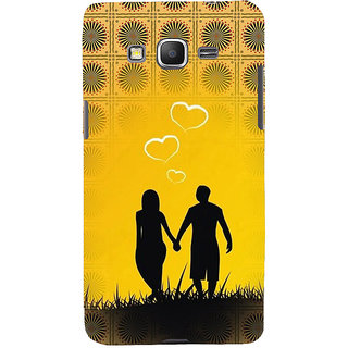 ifasho Boy Holding girls Hand Back Case Cover for Samsung Galaxy Grand Prime