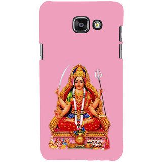 ifasho Santoshi maa Back Case Cover for Samsung Galaxy A7 A710 (2016 Edition)