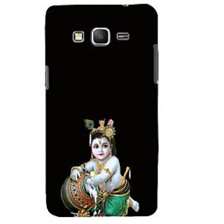 ifasho Lord Krishna stealing curd Back Case Cover for Samsung Galaxy Grand Prime