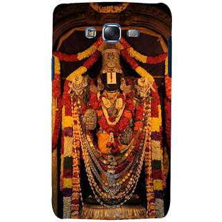 ifasho Tirupati Balaji Back Case Cover for Samsung Galaxy J7
