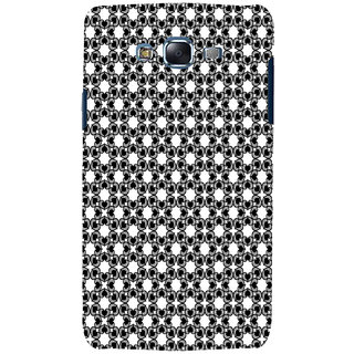 ifasho Modern Art Design Pattern with Lot Of small heart Back Case Cover for Samsung Galaxy J7