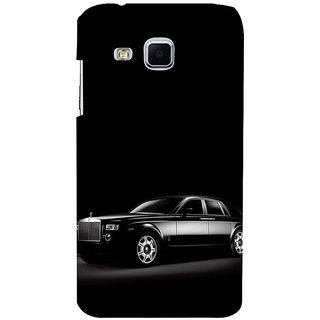 ifasho The Car Back Case Cover for Samsung Galaxy J3