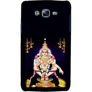 ifasho Lord Ayappa Back Case Cover for Samsung Galaxy J5