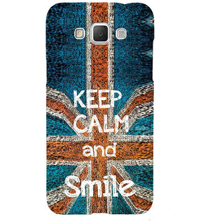 ifasho Nice Quote On Keep Calm Back Case Cover for Samsung Galaxy Grand3