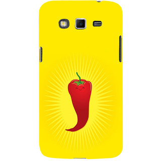 ifasho Red Chillies Back Case Cover for Samsung Galaxy Grand