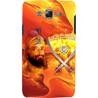 ifasho Sikh Guru Gobind singh Back Case Cover for Samsung Galaxy J7