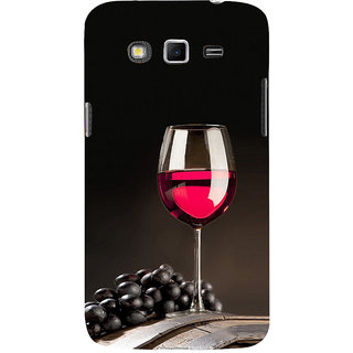 ifasho Wine at Dine Back Case Cover for Samsung Galaxy Grand