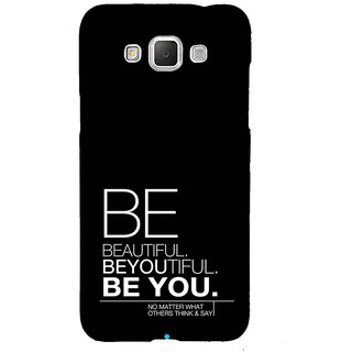 ifasho beautiful qoutes Back Case Cover for Samsung Galaxy Grand Max