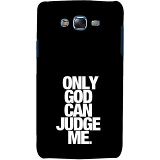 ifasho quotes on god Back Case Cover for Samsung Galaxy J7