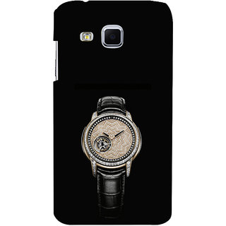 ifasho Modern Wrist watch Back Case Cover for Samsung Galaxy J3