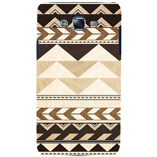 ifasho 3Diangular Pattern Back Case Cover for Samsung Galaxy J5