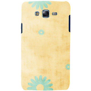 ifasho Animated Pattern colrful 3Daditional design cloth pattern Back Case Cover for Samsung Galaxy J5
