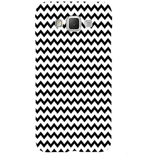 ifasho Animated Pattern of Chevron Arrows royal style Back Case Cover for Samsung Galaxy Grand Max