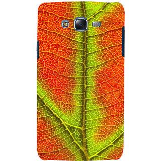 ifasho Leaf Back Case Cover for Samsung Galaxy J7