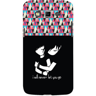 ifasho Love Quotes for love Back Case Cover for Samsung Galaxy Grand