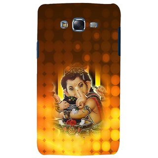 ifasho Lord Ganesha with linga Back Case Cover for Samsung Galaxy J7 (2016)
