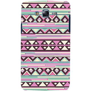 ifasho Animated Pattern colrful 3Dibal design Back Case Cover for Samsung Galaxy J7