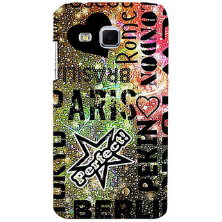 ifasho water Drop on Colurful love and city names Back Case Cover for Samsung Galaxy J3
