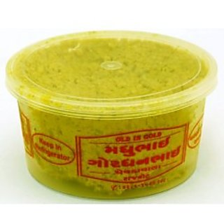 Gordhanbhai Chevdawala Green Chutney