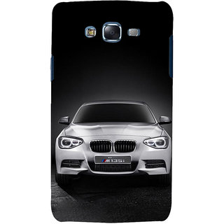 ifasho Cool Car Back Case Cover for Samsung Galaxy J7
