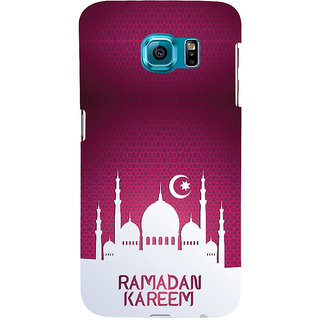 ifasho Ramadan muslim cover Back Case Cover for Samsung Galaxy S6 Edge Plus