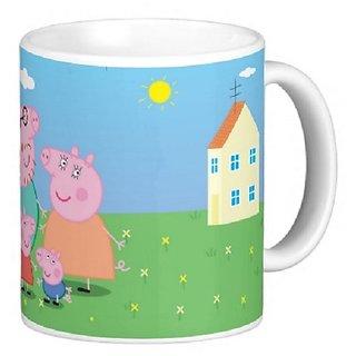 MC Dream Gifts Beautiful Design Peppa Pig Mug 11oz