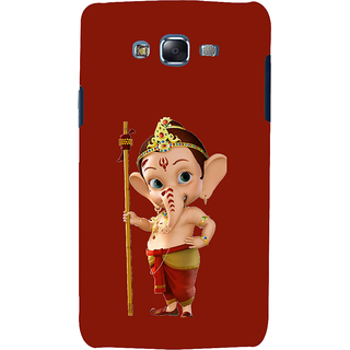 ifasho Modern Art Ganesh Back Case Cover for Samsung Galaxy J5