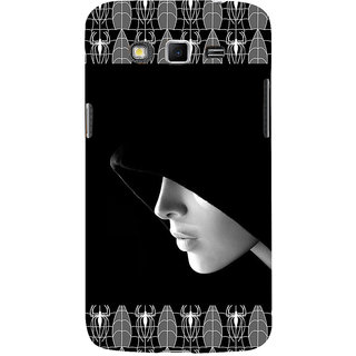 ifasho covered Girl and Spider Back Case Cover for Samsung Galaxy Grand