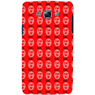 ifasho Animated Pattern With Love and heart Back Case Cover for Samsung Galaxy J5