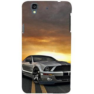 ifasho Wow car Back Case Cover for YU Yurekha