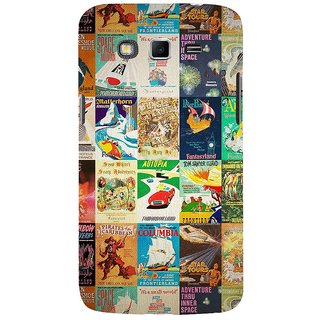 ifasho Animated Pattern colourful hollywood film posters  Back Case Cover for Samsung Galaxy Grand