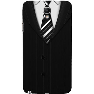 ifasho Gentle man  Back Case Cover for Samsung Galaxy Note3 Neo
