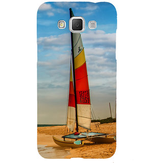 ifasho Boat in a beach Back Case Cover for Samsung Galaxy Grand Max