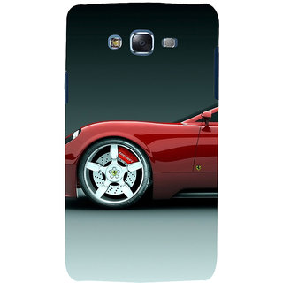ifasho Stylish long Car Back Case Cover for Samsung Galaxy J7 (2016)