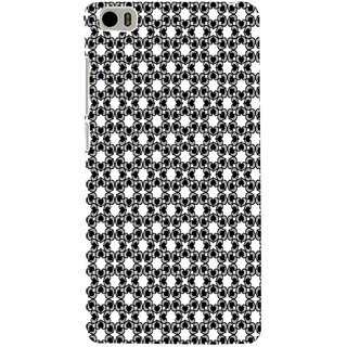 ifasho Modern Art Design Pattern with Lot Of small heart Back Case Cover for Redmi Mi5