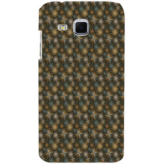 ifasho Animated Pattern design many small flowers  Back Case Cover for Samsung Galaxy J3