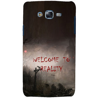 ifasho Graveyard horror Back Case Cover for Samsung Galaxy J5