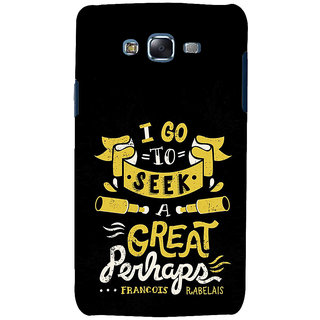 ifasho Life quote Back Case Cover for Samsung Galaxy J5
