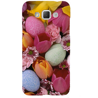 ifasho Bunch of Diffrent Flower Back Case Cover for Samsung Galaxy Grand Max