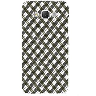 ifasho Colour Full Square Pattern Back Case Cover for Samsung Galaxy Grand Max