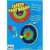 Kids Safety Dart Board Game