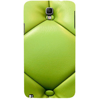 ifasho leather pattern sofa style Back Case Cover for Samsung Galaxy Note3 Neo