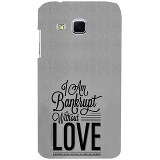 ifasho Love Quotes Back Case Cover for Samsung Galaxy J3