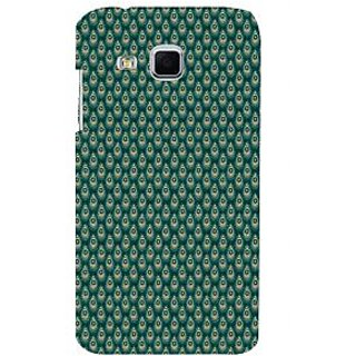 ifasho Animated Pattern design colorful flower in royal style Back Case Cover for Samsung Galaxy J3