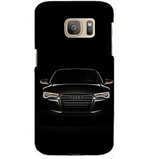 ifasho Superb Cars Back Case Cover for Samsung Galaxy S7 Edge