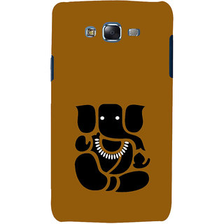 ifasho Modern Art Ganesh Back Case Cover for Samsung Galaxy J7 (2016)